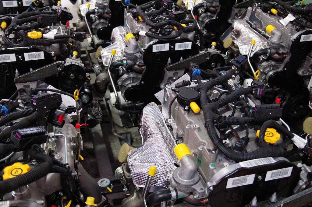 Metodo WAL - Elettronica, motori