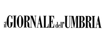 Logo del giornale dell'Umbria