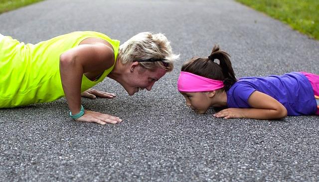attività fisica rende felici