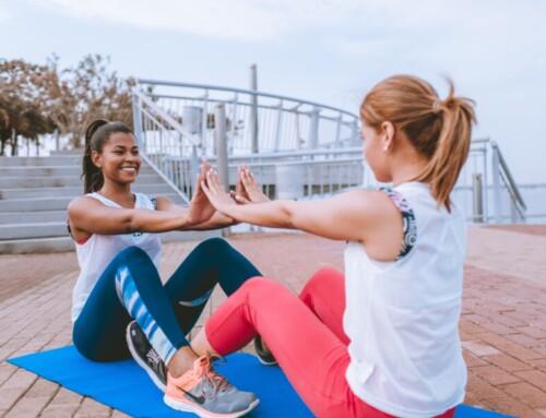 Esercizio fisico durante il ciclo mestruale