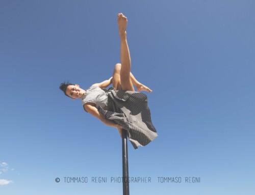 La Maestra della Pole Dance Giulia Lupattelli si racconta