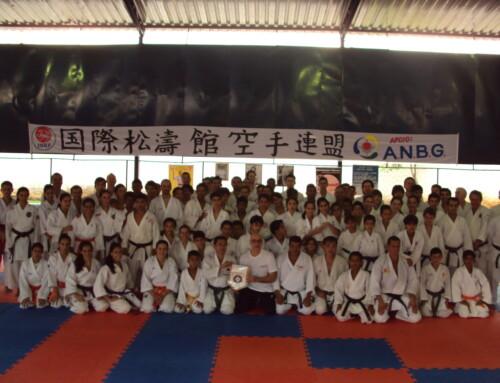 Alfredo Principato, Maestro di Karate
